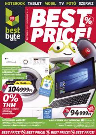 BestByte akciós újság, online katalógus