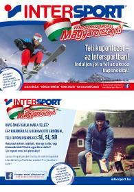 intersport kuponfüzet akciós újság, online katalógus