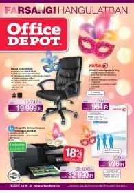 Offce Depot akciós újság, online katalógus