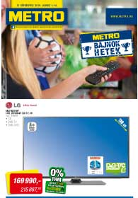 Metro akciós újság, online katalógus