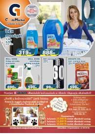 Goods Market akciós újság, online katalógus