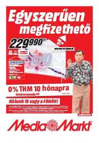 Media Markt akciós újság, online katalógus