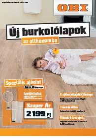 OBI akciós újság, online katalógus
