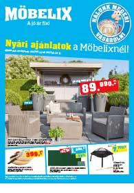 Moebelix akciós újság, online katalógus