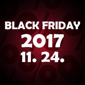 Black Friday 2017 Magyarország - Fekete Péntek 2017