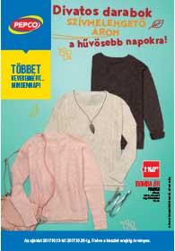 Pepco akciós újság, online katalógus