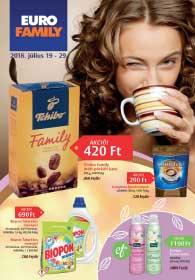 Euro Family akciós újság, eurofamily online katalógus
