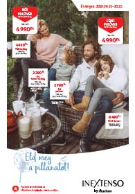 Auchan InExtenso akciós újság 2018. 09.20-10.10