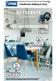 JYSK akciós újság 2018. 09.27-10.10