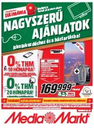 Media Markt akciós újság 2018. 08.27-09.09