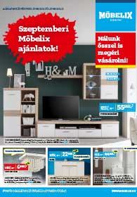 Möbelix akciós újság 2018. 09.06-09.19