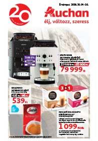 Auchan akciós újság 2018. 10.04-10.10
