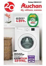 Auchan akciós újság 2018. 10.11-10.17