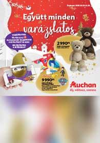 Auchan Játékkatalógus 2018. 10.25-11.28