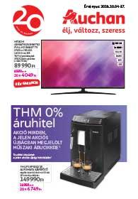 Auchan Műszaki katalógus 2018. 10.04-10.17