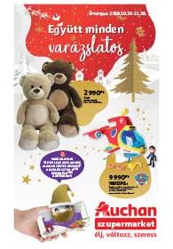 Auchan Szupermarket Játékkatalógus 2018. 10.25-11.28