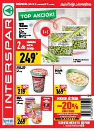 Interspar akciós újság 2018. 10.25-10.31