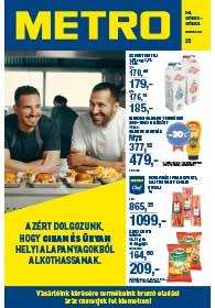 Metro Élelmiszer katalógus 2018. 10.10-10.23