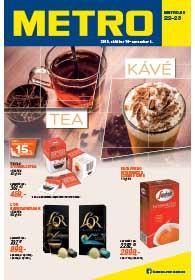 Metro Kávé és Tea katalógus 2018. 10.10-11.06