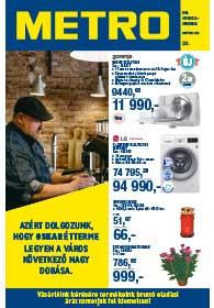 Metro Szezonális katalógus 2018. 10.24-11.06