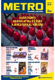 Metro Édesség katalógus 2018. 10.24-12.04