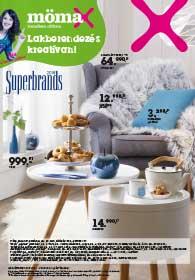 Mömax akciós újság 2018. 10.01-10.31