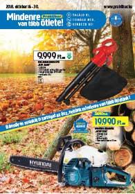 Praktiker akciós újság 2018. 10.18-10.30