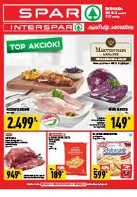 Spar akciós újság 2018. 10.31-11.07