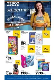 Tesco szupermarket akciós újság 2018. 10.11-10.17