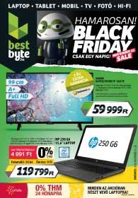 BestByte Black Friday akciós újság 2018. 11.15-11.28