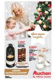 Auchan Ajándékkatalógus 2018. 11.08-11.21
