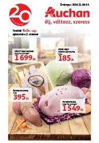 Auchan akciós újság 2018. 11.08-11.14