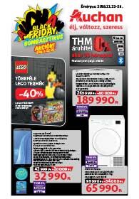 Auchan akciós újság 2018. 11.22-11.28