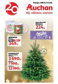 Auchan akciós újság 2018. 11.29-12.05