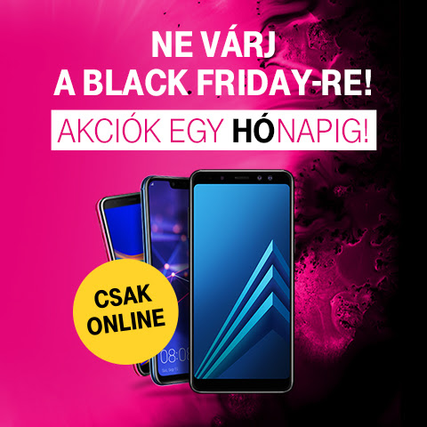 BLACK FRIDAY 2018 Telekom