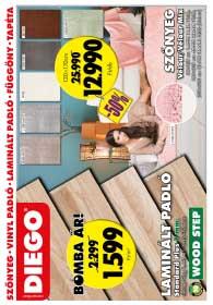 Diego akciós újság 2018. 11.01-11.30