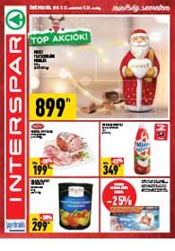 Interspar akciós újság 2018. 11.22-11.28