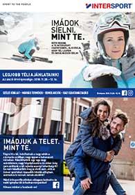 Intersport akciós újság 2018. 11.28-12.16