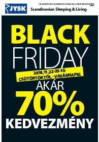 JYSK Black Friday 2018