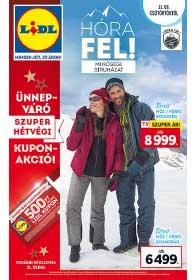 Lidl akciós újság 2018. 11.08-11.14