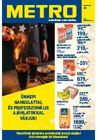 Metro Élelmiszer katalógus 2018. 11.07-11.20