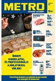 Metro Élelmiszer katalógus 2018. 11.21-12.04