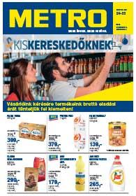 Metro Kereskedőknek katalógus 2018. 11.07-12.04