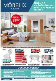 Möbelix akciós újság 2018. 11.08-11.21