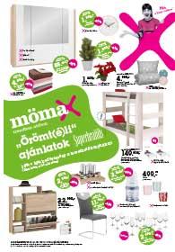 Mömax akciós újság 2018. 11.15-11.28