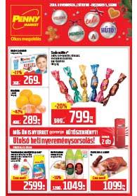 Penny Market akciós újság 2018. 11.29-12.05