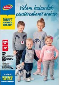 PEPCO akciós újság 2018. 11.09-11.22