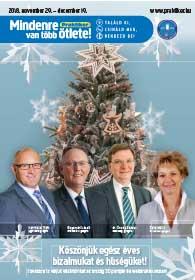Praktiker akciós újság 2018. 11.29-12.19
