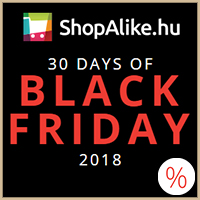shopalike.hu Black Friday 2018