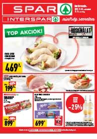 Spar akciós újság 2018. 11.08-11.14